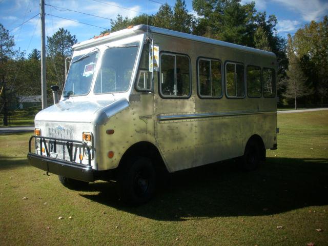 1978 Grumman Kurbaster 4X4 Van ultimate 4wd van for sale in