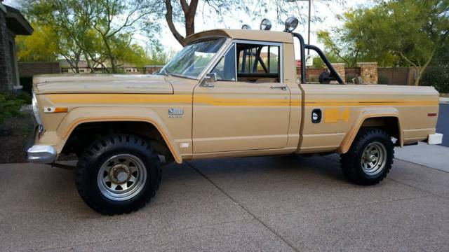 1978 Jeep J10 10 4 Rare Jeep Truck For Sale Photos Technical