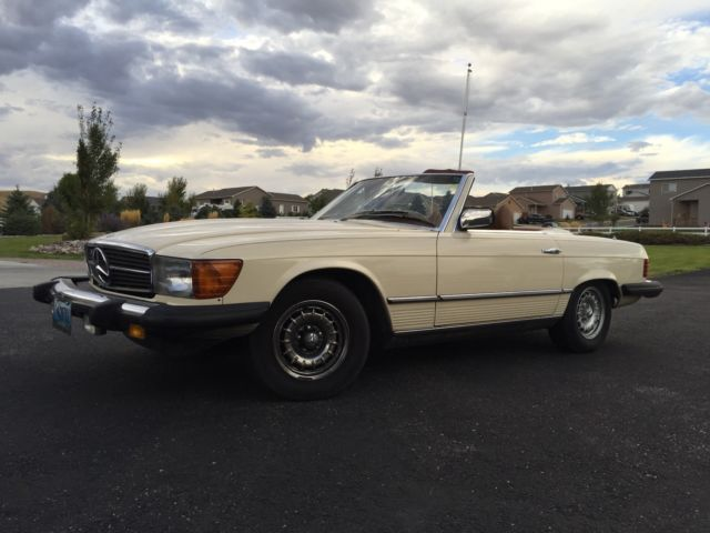 1978 mercedes 450sl convertible for sale in casper for 1978 mercedes benz 450sl