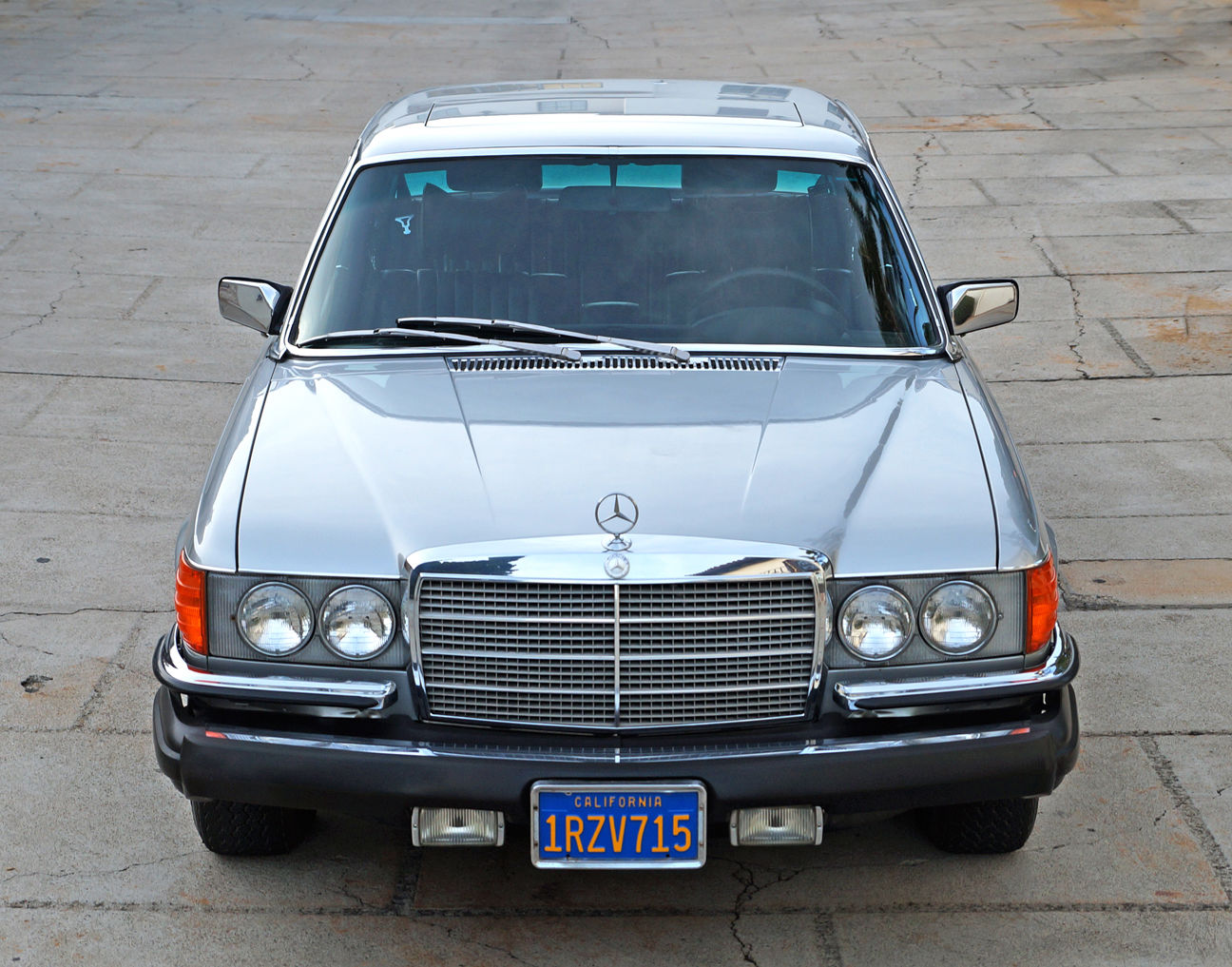 1978 Mercedes Benz 450sel 6 9 62kmi Gorgeous Original