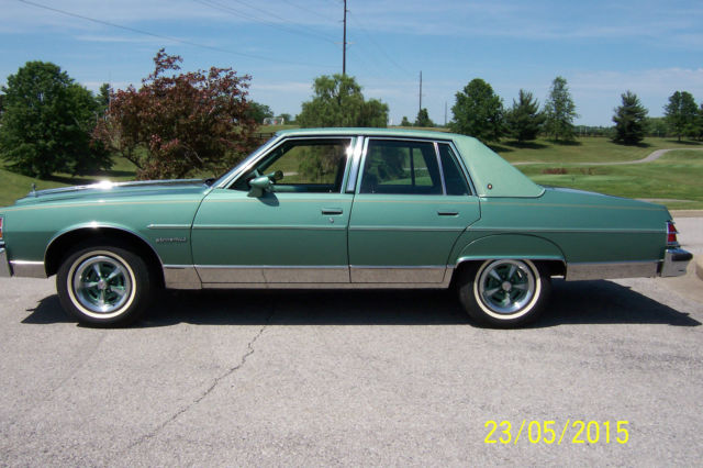 1978 Pontiac Bonneville For Sale In Richmond Kentucky