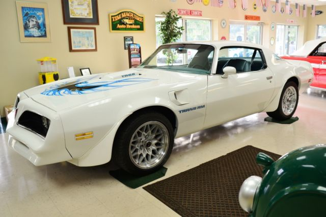 1978 Pontiac Trans Am Fully Restored Southern Rust Free