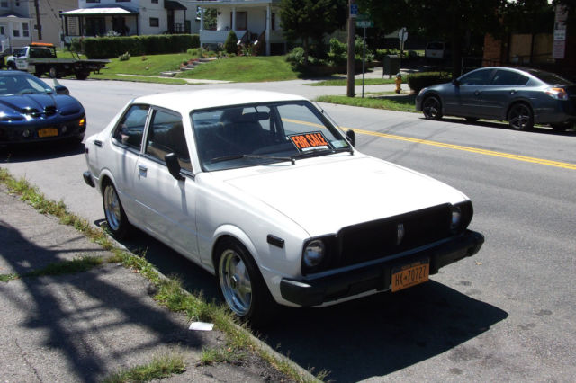 1978 Toyota Corolla 2 Door Coupe Runs Great For Sale In