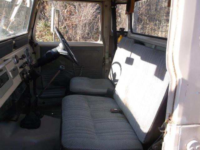 1978 toyota fj45 land cruiser ute pickup truck rhd hj45 hj47 fj40 fj45 troopy