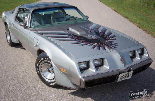 1979 10th Anniversary Trans Am 400 4 Speed Ws6 71k Miles