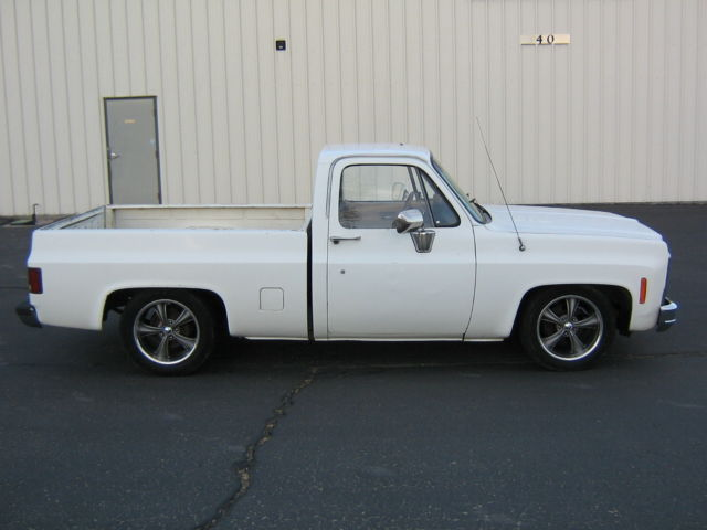 1979 72 74 75 76 77 78 Chevy Pickup Swb Short Bed No Rust