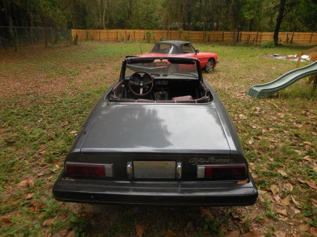 Alfa Romeo Spider Parts Or Complete Restoration For Sale In - Alfa romeo spider parts