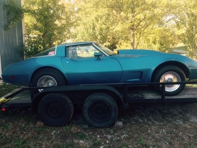 1979 big block 396 408 chevy corvette stingray drag race strip car strong nice for sale in. Black Bedroom Furniture Sets. Home Design Ideas