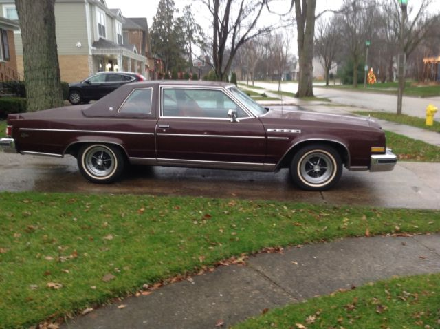 1979 buick electra coupe muscle car 1 owner very good condi 350 v8 72k original for sale in. Black Bedroom Furniture Sets. Home Design Ideas
