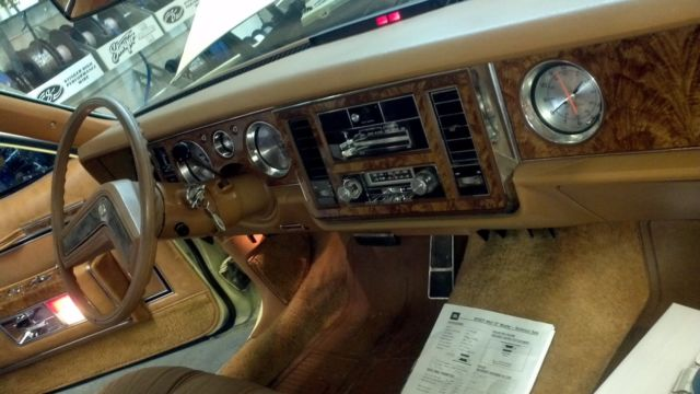 1979 Buick Electra Park Avenue Sedan 4-Door 6.6L for sale ...