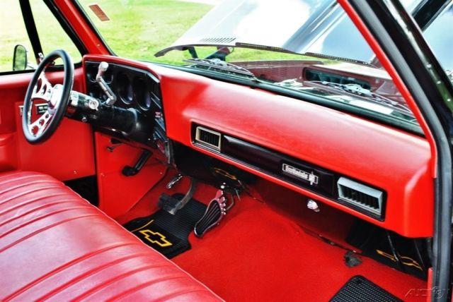 1979 Chevrolet C10 Short Box 454 20 Quot Wheels A C Power