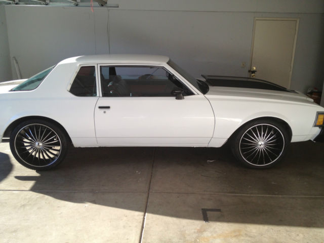 1979 Chevrolet Caprice Classic Sport Coupe 2-Door 5 0L for sale in