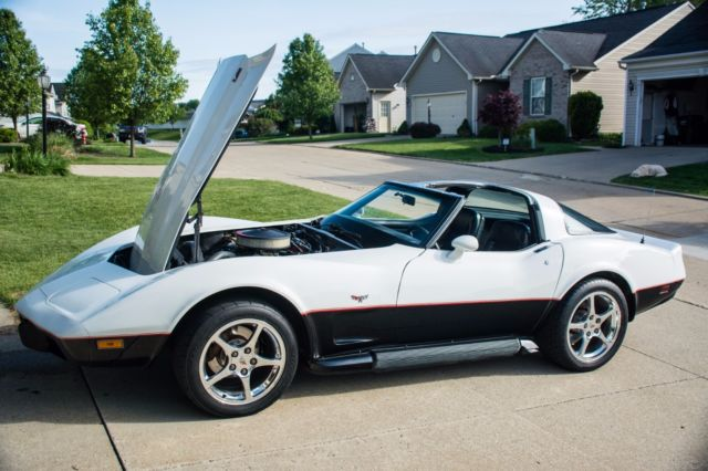 1979 Chevrolet Corvette L82 Auto C5 Wheels Newer Paint Recently Rebuilt Look For Sale Photos Technical Specifications Description