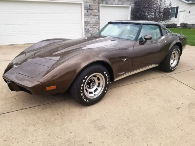 1979 chevrolet corvette stingray as nice as they come former mecum car