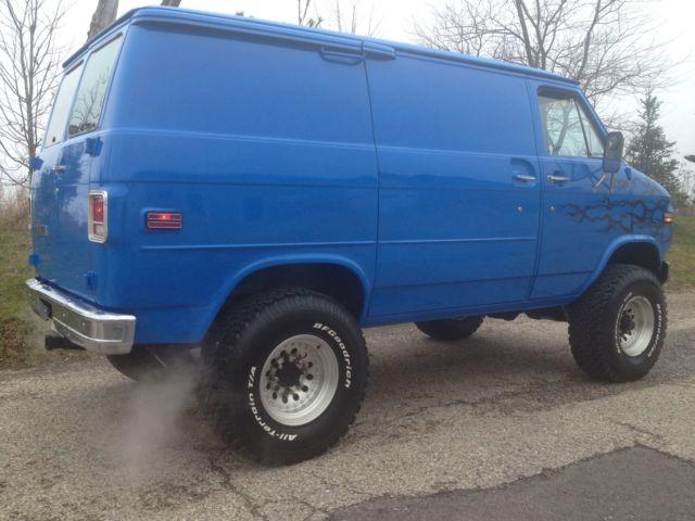 297b3caa9436f3 1979 Chevrolet  Pathfinder 4x4 van for sale in Ringwood