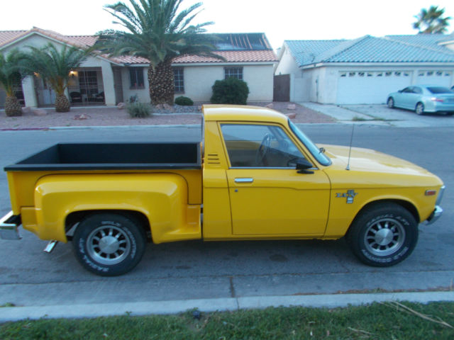 Bed Liner Spray Paint >> 1979 CHEVY LUV STEPSIDE(CLEAN, CLEAN) NEW PAINT, EXCELLENT ...