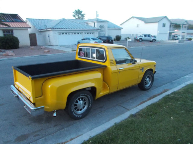 Step Bed  Chevy Truck