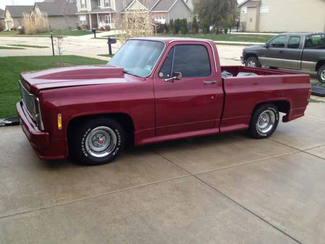 1979 chevy short bed truck for sale in dunlap illinois united states. Black Bedroom Furniture Sets. Home Design Ideas