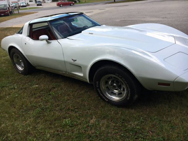 1979 Corvette L82 Matching Numbers Only 58k Miles