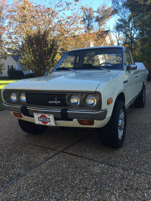 1979 Datsun 620 King Cab All Original , Original 64k Miles ...