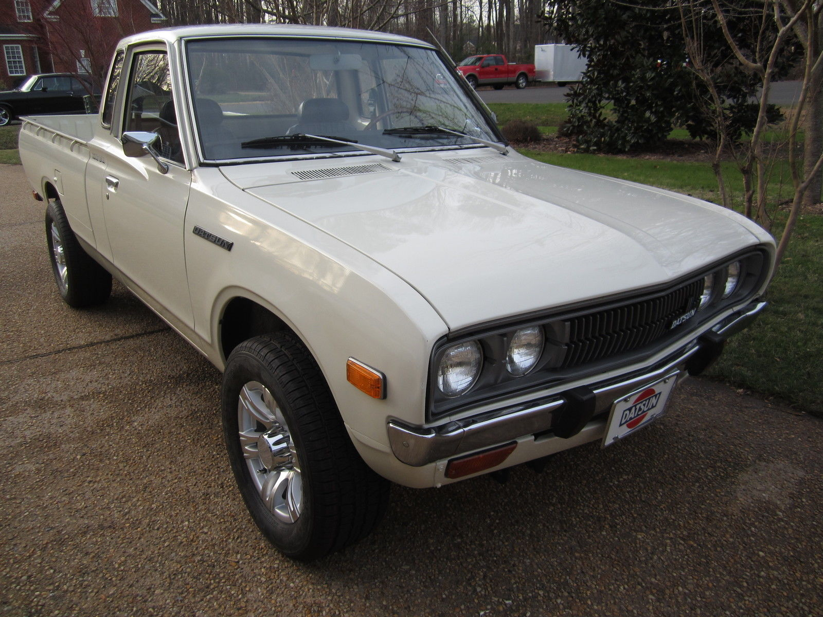 1979 Datsun 620 King Cab All Original Rust Free Low Miles ...