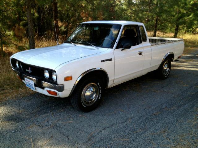 "1979 Datsun 620 Pickup - ""Bullet Side"" / ""King Cab"" for ..."