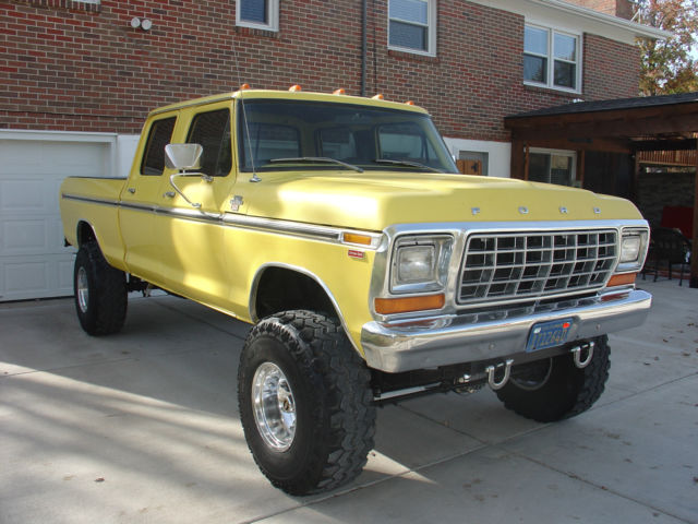 1979 f250 crewcab 4x4 for sale in foristell missouri united states. Black Bedroom Furniture Sets. Home Design Ideas