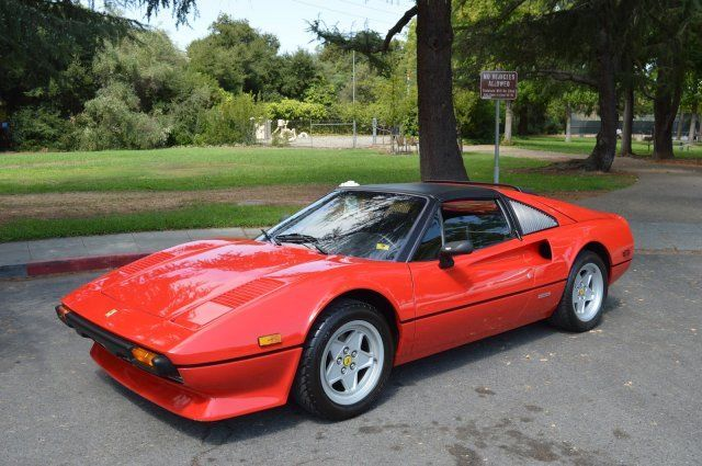 1979 Ferrari 308 Gts Beautiful 43k Mile Car 6k Recent