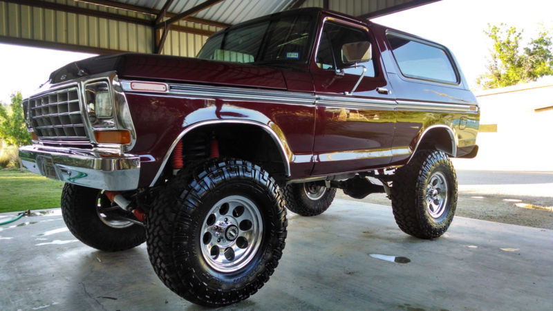 1979 Ford Bronco. for sale in United States