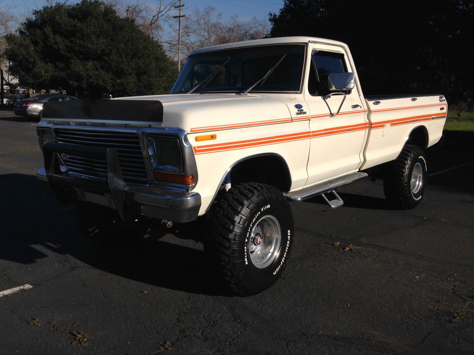 1979 ford f 150 4x4 explorer lifted longbed pickup very nice for sale in petaluma. Black Bedroom Furniture Sets. Home Design Ideas