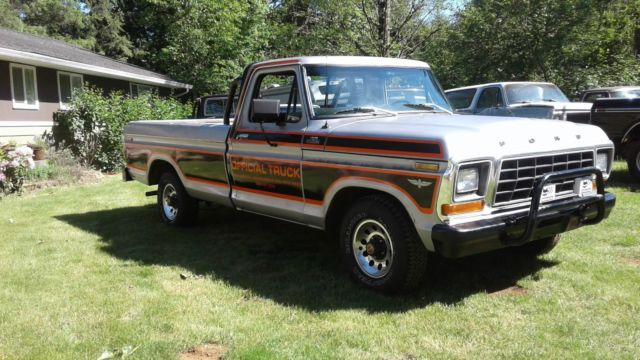 1979 ford f 150 indianapolis 500 official truck pace car. Black Bedroom Furniture Sets. Home Design Ideas