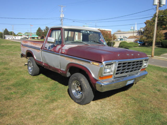 Ford Ranger Bed Rust Repair >> 1979 FORD F-150 RANGER RUST FREE CALIFORNIA TRUCK 4X4 FACTORY WORKING A/C !!!! for sale in Peru ...