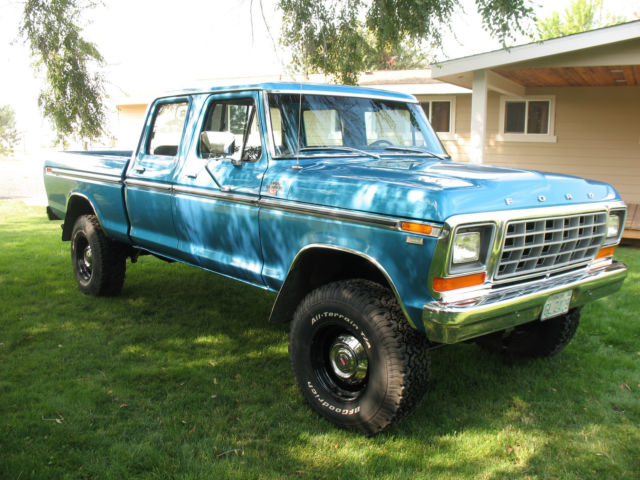 1979 Ford F250 Crew Cab For Sale.html   Autos Post