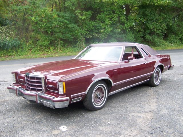 1979 ford thunderbird heritage for sale in morganville new jersey united states. Black Bedroom Furniture Sets. Home Design Ideas
