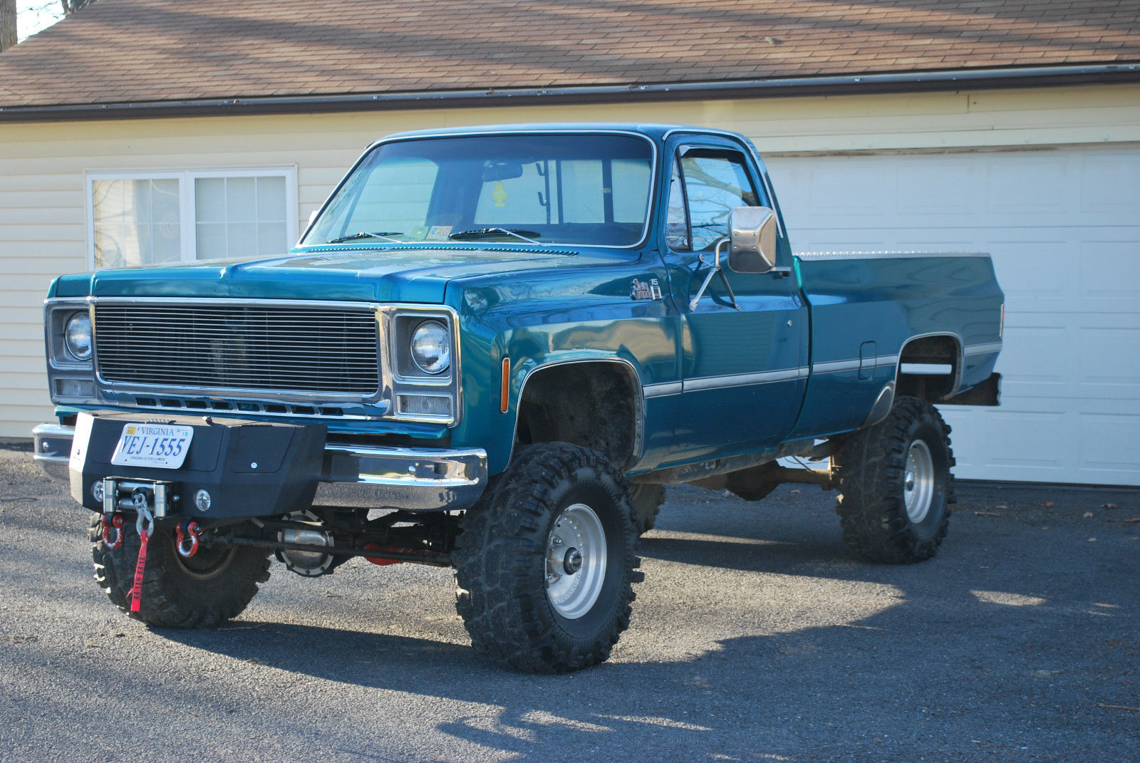 1979 gmc sierra 15 4x4 dry western high desert survivor chevy k10