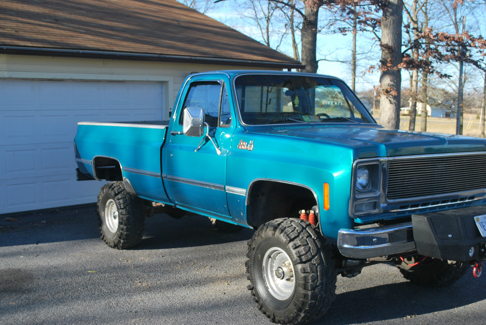 1979 Gmc Sierra 1500 4x4    Chevy Truck For Sale In Clear