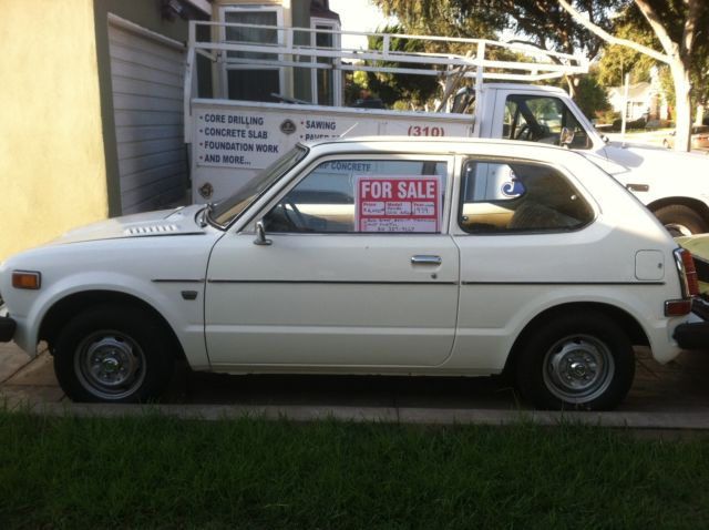 1979 honda civic 1200 hatchback 3 door 1 2l for sale in torrance california united states. Black Bedroom Furniture Sets. Home Design Ideas