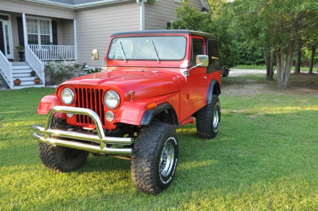 1979 Jeep Cj7 Cj