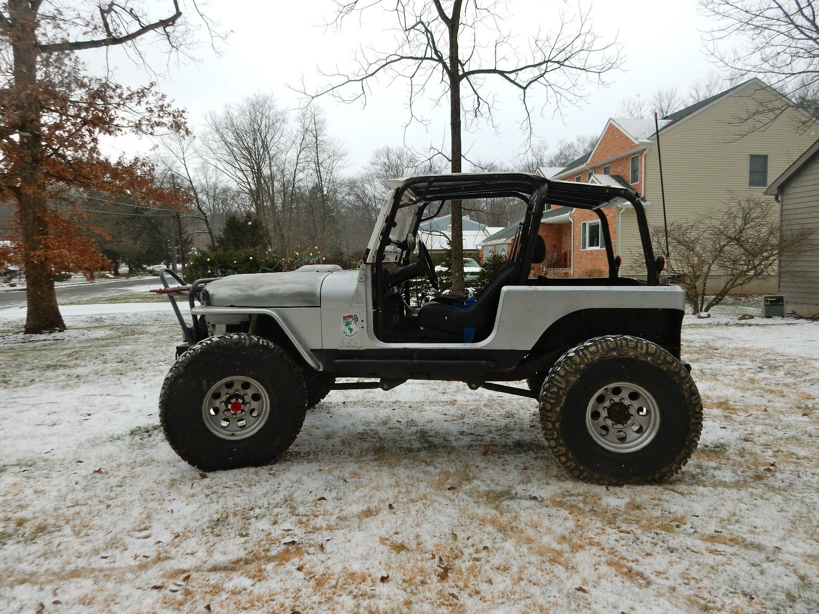 1979 jeep cj7 rock crawler buggy cj 7 4 0 fuel injected 1 for Cj custom homes