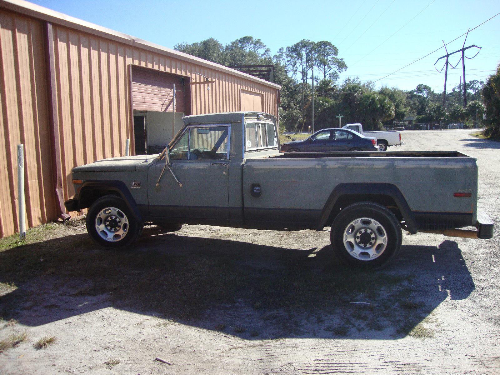1979 Jeep J20 Base Standard Cab Pickup 2-Door 5.9L j10 ...