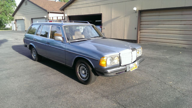 1979 mercedes benz 300td manual transmission for sale in for Mercedes benz manual transmission