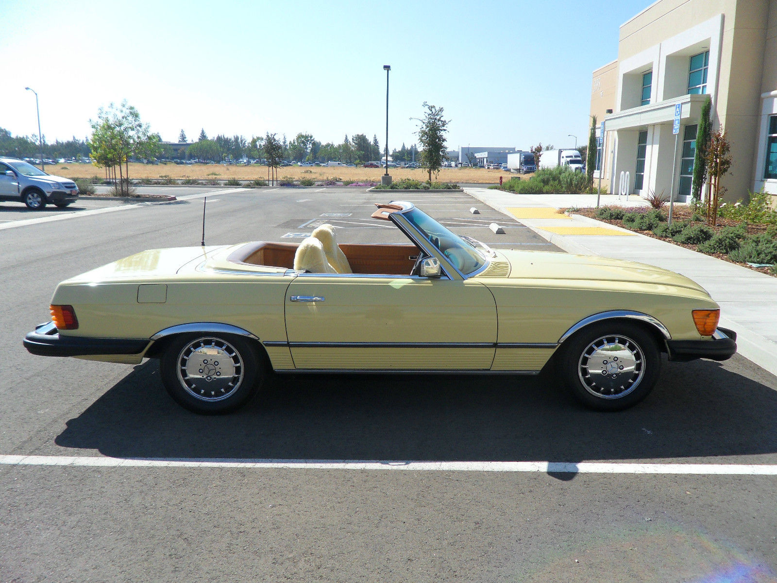 1979 mercedes benz 450 sl 2 door coupe roadster for Mercedes benz 2 door coupe for sale