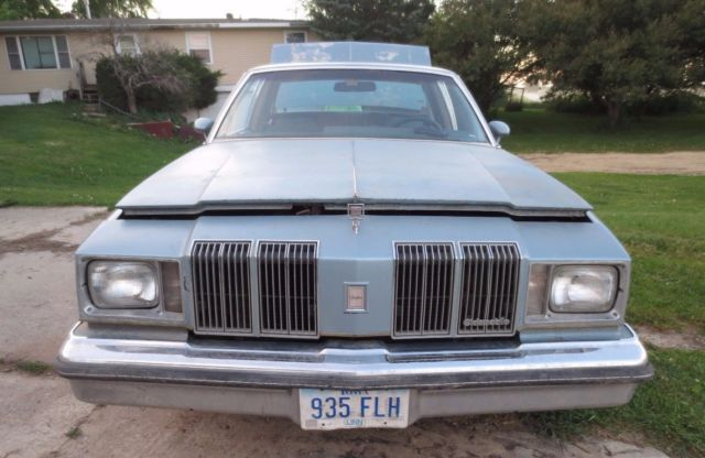 1979 OLDS CUTLASS SUPREME COUPE 1 OWNER 62,600 MI for sale