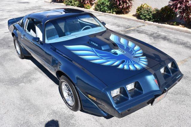 1979 Pontiac Firebird Trans Am Rare L78 Pontiac 400ci V8