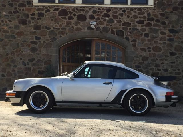 1979 Porsche 930 Turbo Silver 26k Miles Documented History