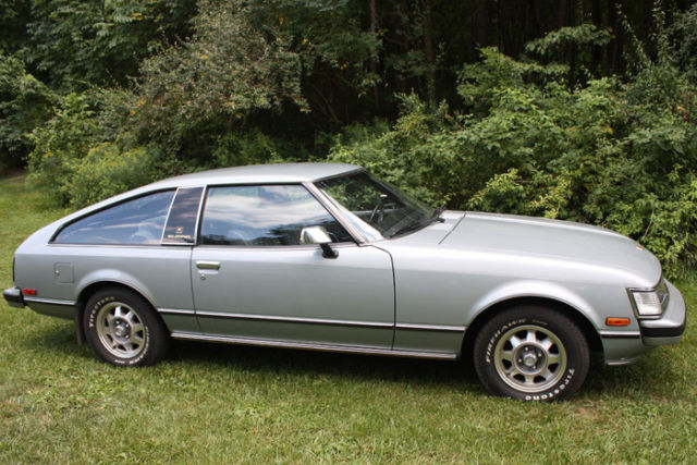 1979 Toyota Celica Supra Low Miles All Original Excellent