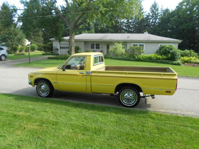 1979 toyota pickup base standard cab pickup 2 door 2 2l for Who picks up used motor oil