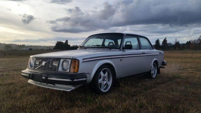 1979 Volvo 242 Gt For Sale In Oregon City Oregon United