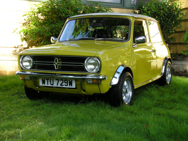1980 austin morris mini clubman for sale in salem oregon united states. Black Bedroom Furniture Sets. Home Design Ideas
