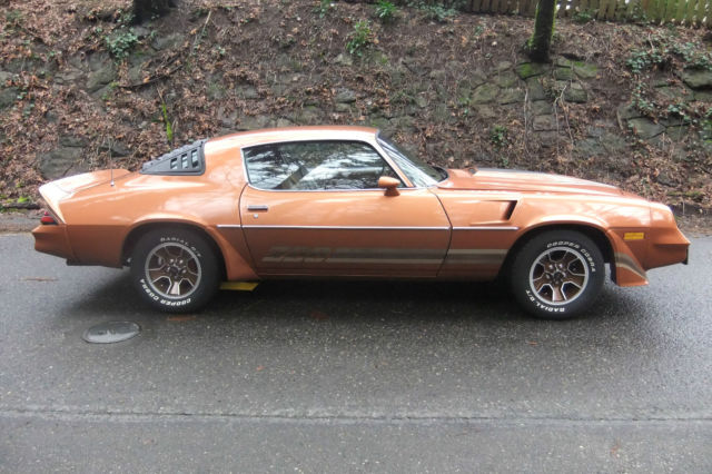 1980 camaro z28 restored no reserve gorgeous and clean 1978 1979 1981 for sale in portland. Black Bedroom Furniture Sets. Home Design Ideas